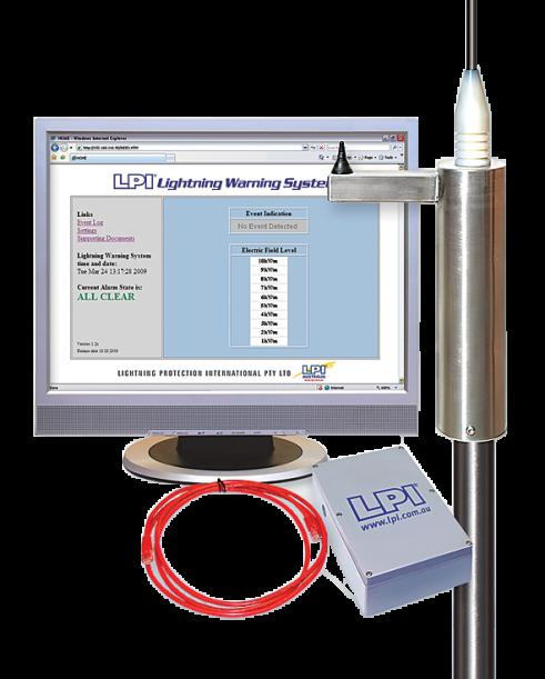 Lightning Warning System