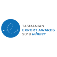 2019 Tasmanian Export Awards Winner
