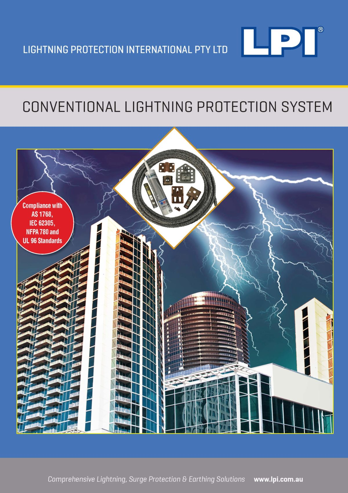 Brochure – Conventional Protection 1