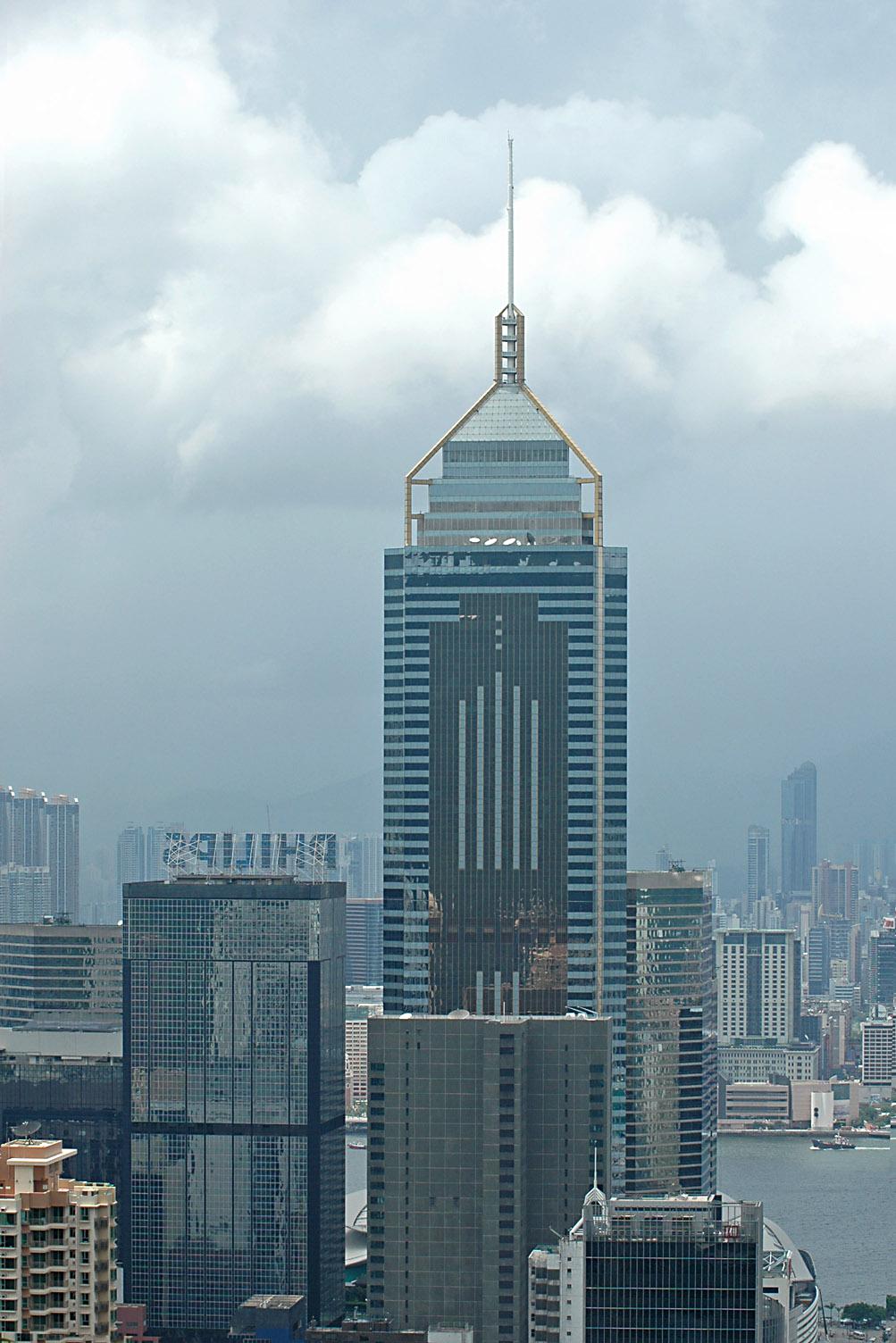 Central Plaza HK